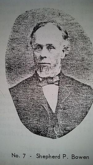 Shepard P. Bowen