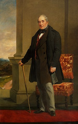 "Poor Law Amendment Act 1834 - One of the ""Somerset House Despots"": Sir Thomas Frankland Lewis, Chairman of Poor Law Commission 1834–39"