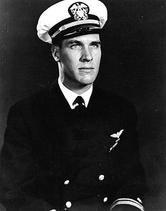 Thomas J. Hudner Jr. - Hudner in 1950