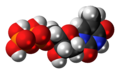 Thymidine diphosphate 3D spacefill.png