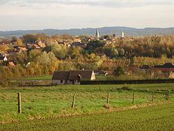 Tiegem - village.JPG