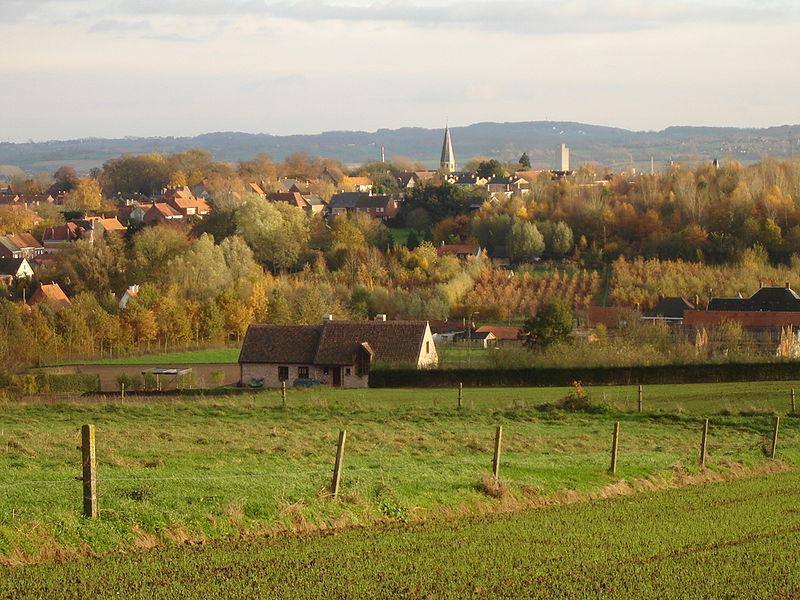 Bestand:Tiegem - village.JPG