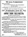 To all Furriers! Cooper Union Mass Meeting, New York 1935.jpg