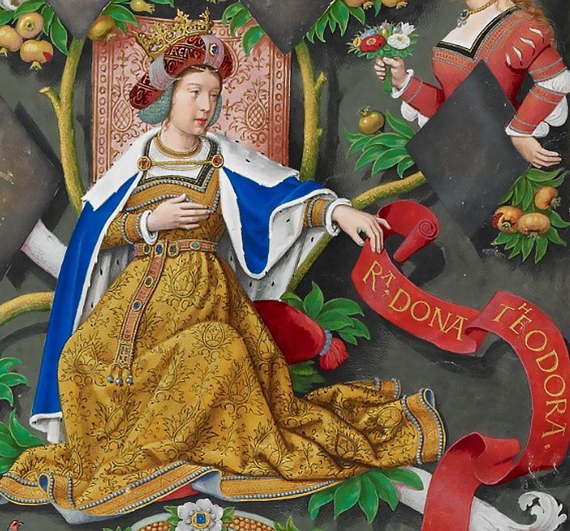 Toda Aznares - The Portuguese Genealogy (Genealogia dos Reis de Portugal).jpg