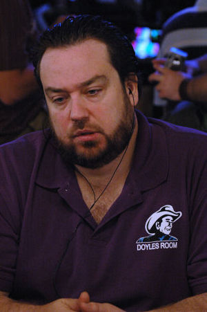 Todd Brunson - Todd Brunson at the 2006 World Series of Poker'