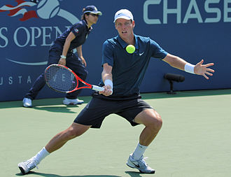 Tomáš Berdych - Berdych at the US Open