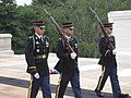 Tomb of the Unknown Soldier Changing of the Guard.jpg