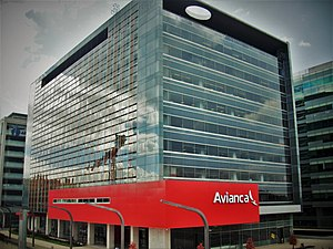 Avianca Holdings - Avianca Headquarters in Bogotá, D.C.
