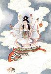 Tou Mu, Goddess of the North Star.jpg