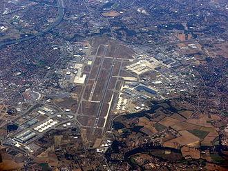 Toulouse–Blagnac Airport - Image: Toulouse 7412m