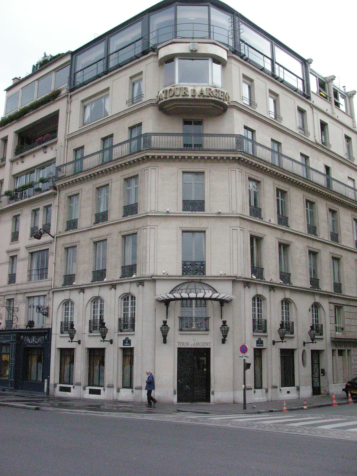 Restaurant Gastronomique Paris