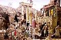 Tradition artisanale de la représentation de la nativité. Crèche du XVIIIe dans Cathédrale de Sorrente.jpg