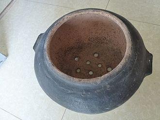 Xôi - Traditional xôi cooker