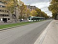 Tramway Ligne 3a Boulevard Jourdan Paris 1.jpg