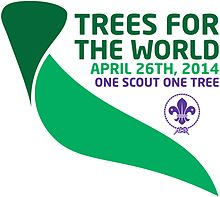 Trees For The World (Messengers of Peace) 2014.jpg