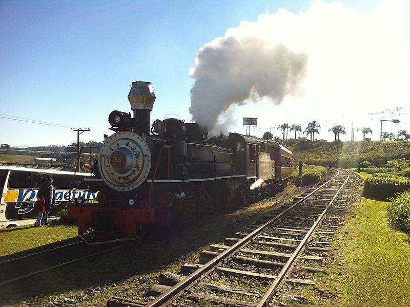 Trem do Vinho Rio Grande do Sul