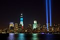 Tribute in Light and One World Trade Center (2012).jpg