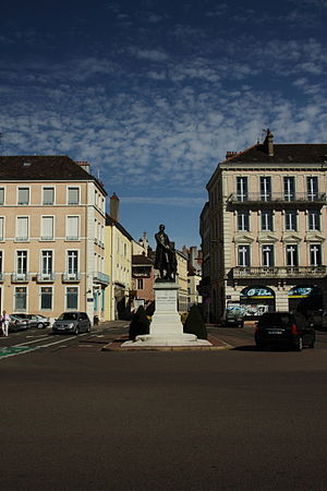 Chalon-sur-Saône - Tribute to Nicéphore Niépce