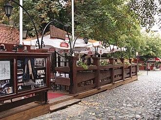 Skadarlija - Tri šešira restaurant
