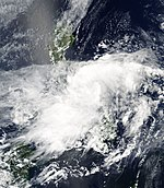 Tropical Depression Juan 2002-07-19 0519Z.jpg