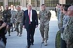 Trump visits MacDill Air Force Base (31942365573).jpg