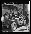 Tunis, Tunisia. Allied troops entering Tunis8d29802r.jpg