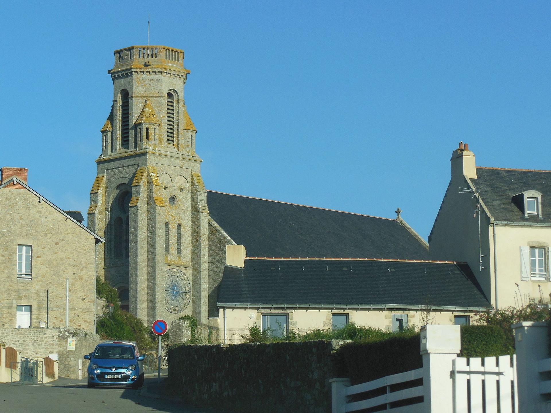 eglise catholique Loire-Atlantique
