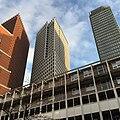 Turfmarkt, The Hague - high rise offices and urban housing (2017).jpg