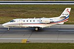 Turkish State Airports Authority, TC-LAC, Cessna 560XLS Citation Excel (31423176278).jpg