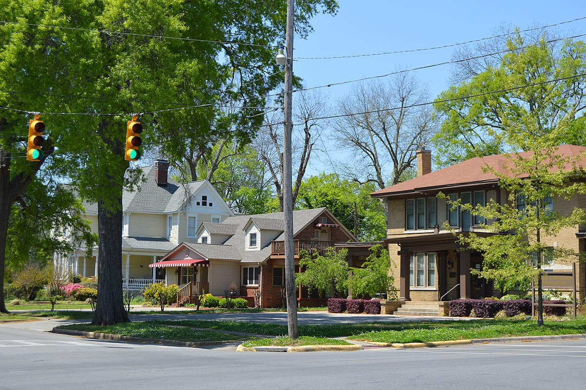 Locust Street Historic District (Florence, Alabama ...