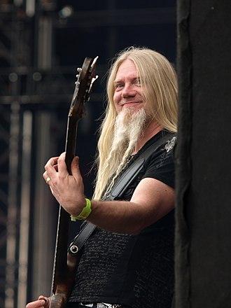 Marco Hietala - Image: Tuska 20130630 Nightwish 10