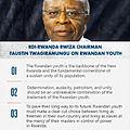 Twagiramungu Faustin RDI-Rwanda Rwiza Chairman and Former Prime Minister of Rwanda.jpg