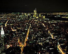Geschiedenis New York City