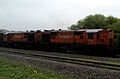 Twin WDM2 Diesel Locos at Malkajgiri Station.JPG