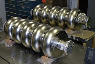 Fermilab - Prototypes of SRF cavities to be used in the last segment of PIP-II linac
