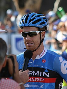 Tyler Farrar, 2013 Tour Down Under (cropped).jpg