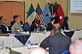 U.S. Africa Command C4ISR Senior Leaders Conference, Vicenza, Italy, February 2011 (5425240048).jpg