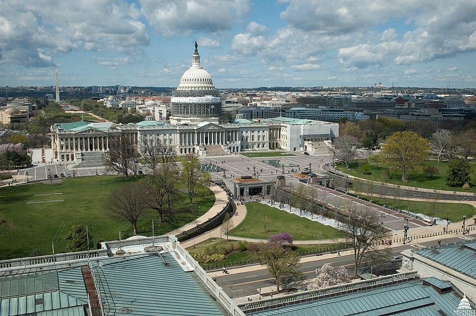 U.S. Capitol - March 28, 2016 (25666928564)