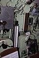 U2540 Tiefenmesser und Tiefenrudersteuerung.JPG