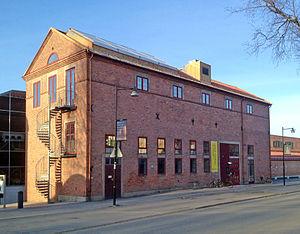 Umeå Institute of Design - Image: UID building stallverket April 2014