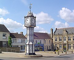 Clock Tower in Downham Market