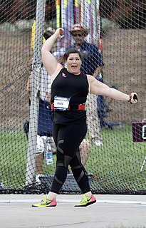 DeAnna Price American hammer thrower