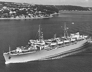 USS General M. M. Patrick (AP-150)