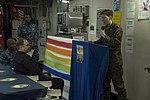 USS Bonhomme Richard Lesbian, Gay, Bisexual and Transgender (LGBT) Pride Month celebration 170628-N-RU971-060.jpg