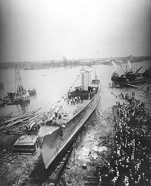 USS Craven (DD-70)