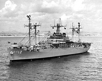 USS Estes - USS Estes (AGC-12)