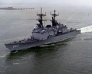 The USS Kidd