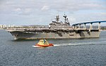 USS Makin Island (LHD 8) transits the San Diego Bay (34656623696).jpg