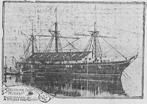 USS Nipsic - Image: USS Nipsic, 1904