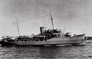 USS <i>Pathfinder</i> (AGS-1)